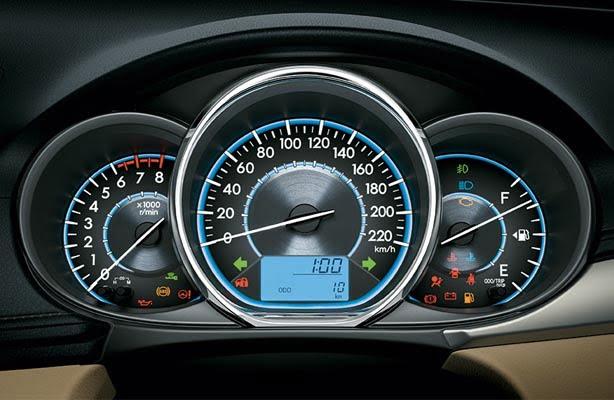 Fitur Tambahan Toyota New Vios