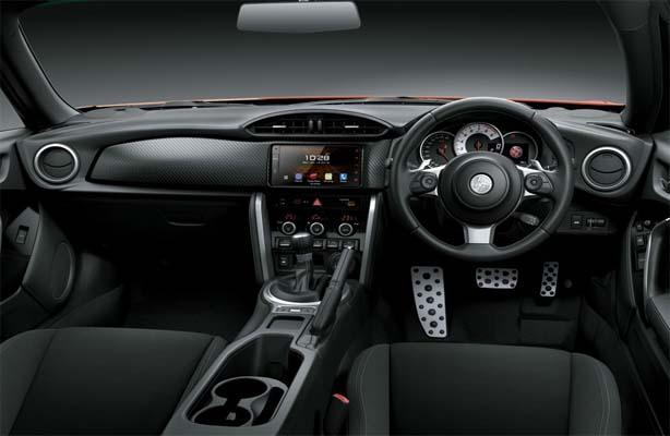 Interior Toyota New FT 86