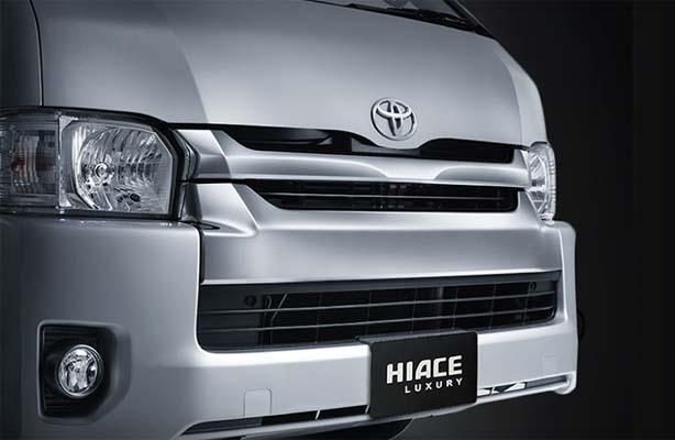 Lampu Toyota Hi Ace