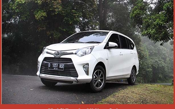 Toyota All New Calya, Mobil Toyota All New Calya, Toyota All New Calya, harga dan spesifikasi
