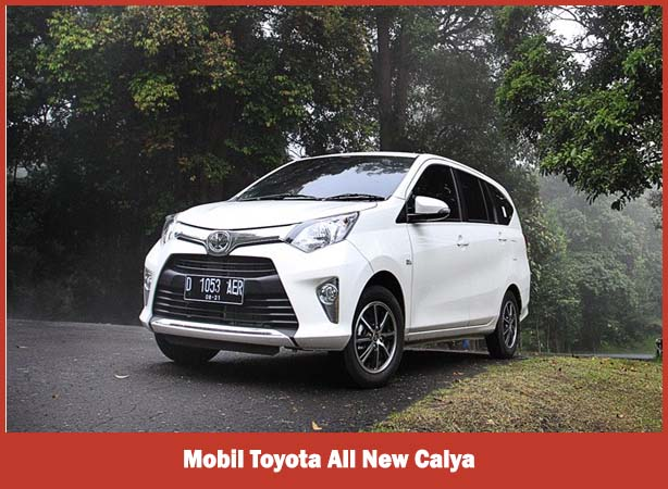 Mobil Toyota All New Calya