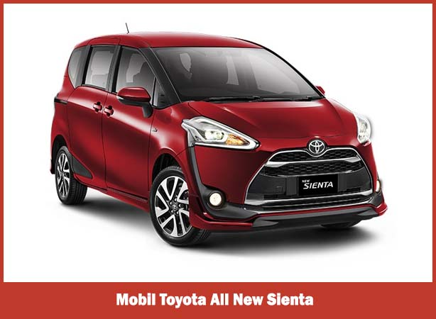 Toyota All New Sienta, Harga Toyota All New Sienta, Spesifikasi Toyota All New Sienta, Warna Toyota All New Sienta, All New Sienta