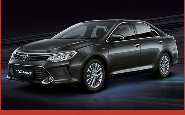 Mobil Toyota Camry, Harga Mobil Toyota Camry, Spesifikasi Mobil Toyota Camry
