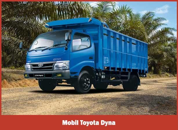 Mobil Toyota Dyna