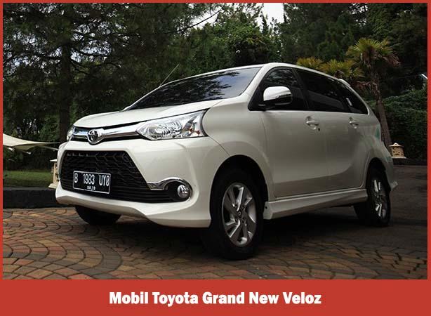 Mobil Toyota Grand New Veloz