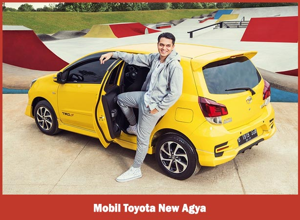 Mobil Toyota New Agya