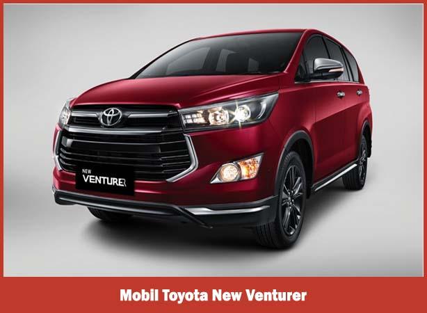 Mobil Toyota New Venturer