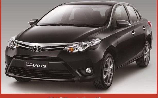 Mobil Toyota New Vios, Harga Mobil Toyota New Vios, Spesifikasi Mobil Toyota New Vios, Warna Mobil Toyota New Vios