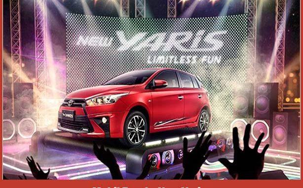 Toyota New Yaris, Mobil Toyota New Yaris, Harga Toyota New Yaris, Spesifikasi Toyota New Yaris, Warna Toyota New Yaris