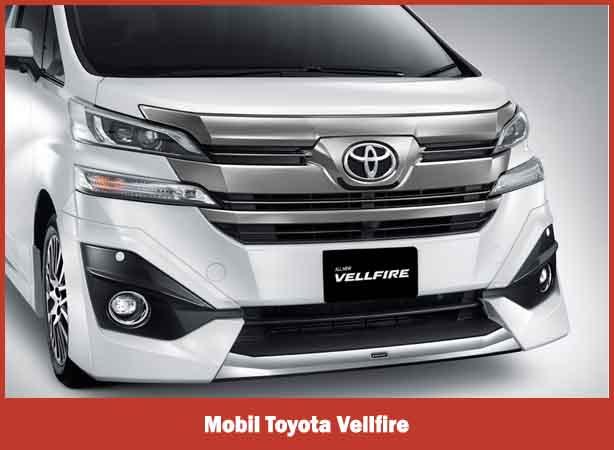Toyota Vellfire, Harga Toyota Vellfire, Spesifikasi Toyota Vellfire, Warna Toyota Vellfire, Fitur Toyota Vellfire