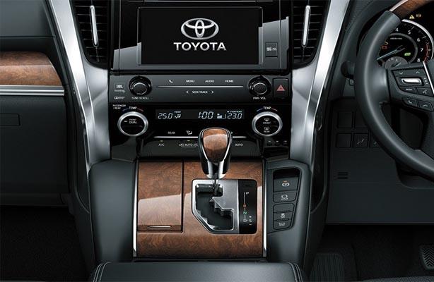 Suspensi Mobil Toyota Alphard