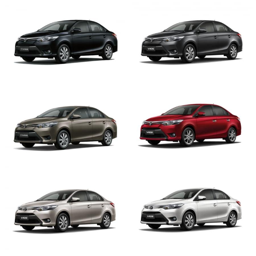 Mobil Toyota New Vios, Harga Mobil Toyota New Vios, Spesifikasi Mobil Toyota New Vios, Warna Mobil Toyota New Vios, Warna Mobil Toyota New Vios