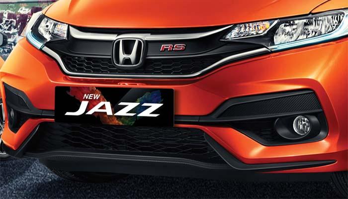 Bumper Honda Jazz