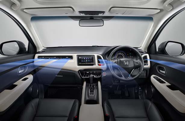 Dashboard Mobil Honda HR V