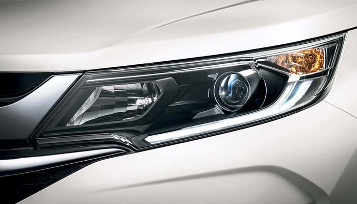 Lampu Honda BRV