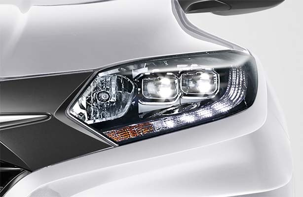 Lampu Mobil Honda HR V