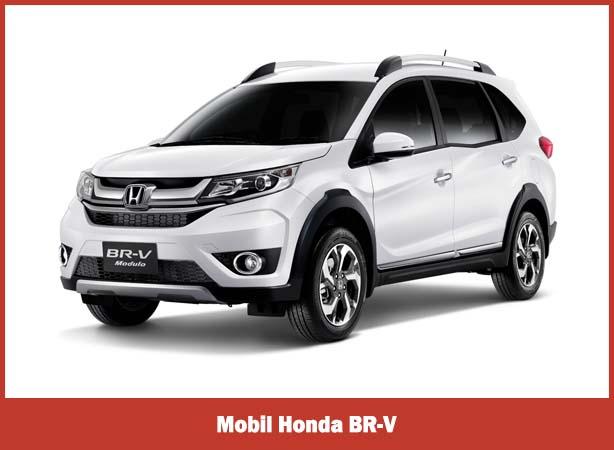 Mobil Honda BR-V