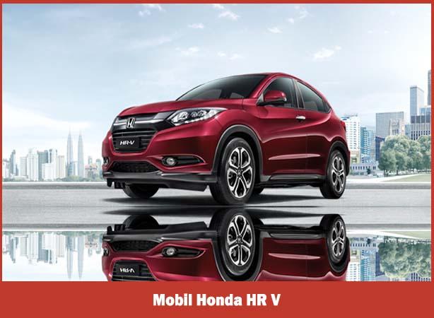 Mobil Honda HR V