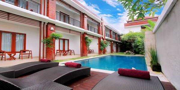 Hotel Murah Rabasta Kubu Bali Suites Seminyak