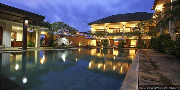 Hotel Murah Uma Sri Bali Hotel