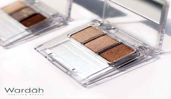 eyeshadow wardah natural