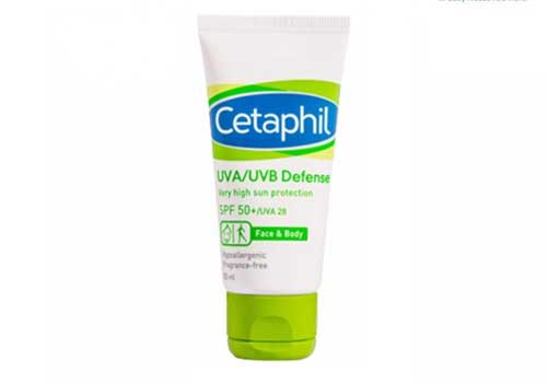 Cetaphil UVA-UVB Defense SPF 50