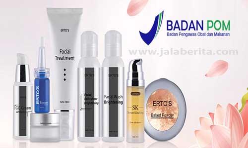 Daftar Harga Produk Ertos Beauty Care Asli Terbaru
