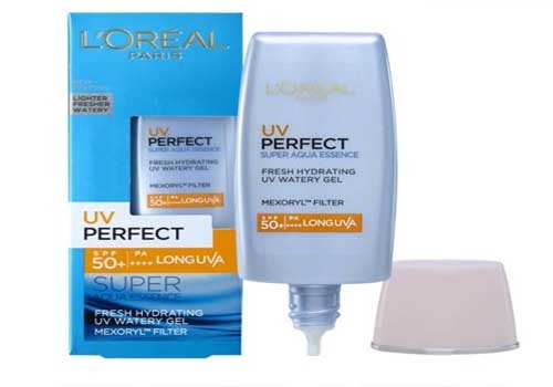 L'Oreal UV Perfect Super Aqua Essence SPF 50+