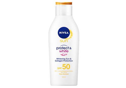 NIVEA Sun Whitening Sun Lotion SPF 50