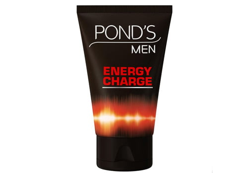 Ponds Men Pembersih Wajah Energy Charge