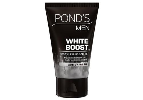 Ponds Men White Boost Face Scrub