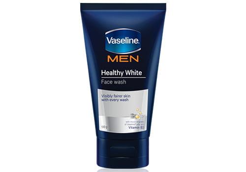 Vaseline Men Face Healthy White Face Wash