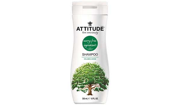 Shampoo Membuat Rambut Lebat dan Panjang, ATTITUDE Shampoo Volume & Shine