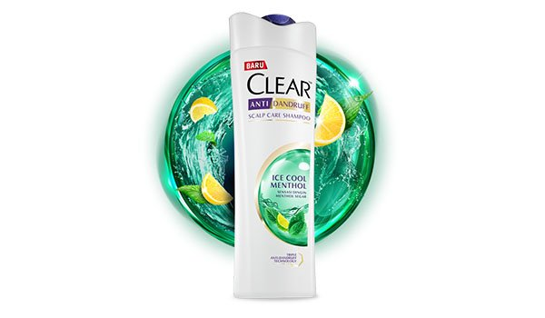 10 Merk Shampo Yang Bagus Untuk Rambut Rontok dan Ketombe, CLEAR Anti Dandruff Scalp Care Shampo