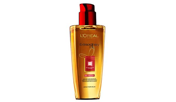 Serum Vitamin Rambut, L'oreal Extraordinary Oil Serum Rambut Red
