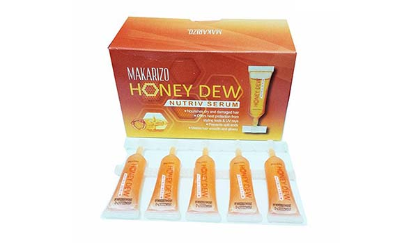 Serum Vitamin Rambut, Makarizo Honey Dew Nutriv Serum