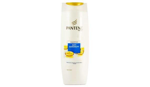 10 Merk Shampo Yang Bagus Untuk Rambut Rontok dan Ketombe, Pantene Shampo Anti Dandruff