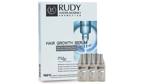 Serum Vitamin Rambut, Rudy Hadisuwarno Hair Growth Serum