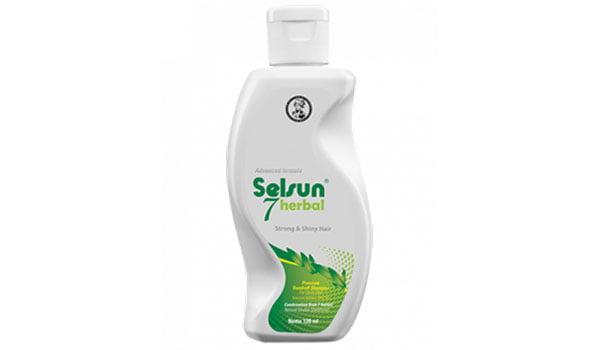 Shampo Anti Ketombe Terbaik, Shampo Selsun 7 Herbal