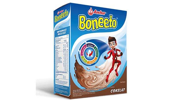 Merk Susu Untuk Tulang, Boneeto