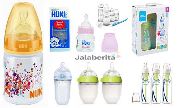 Botol Susu Terbaik untuk Bayi