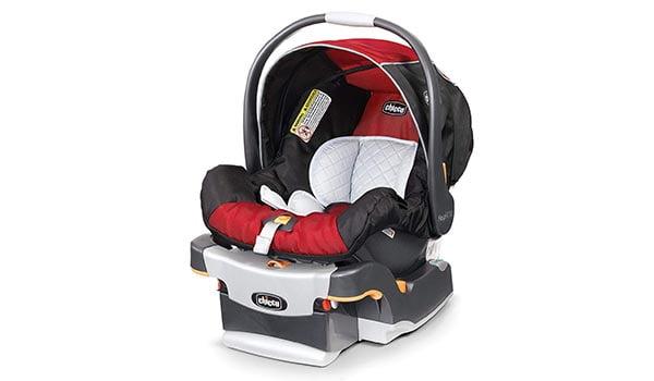 Merk baby car seat yang bagus dan terbaik, Chicco KeyFit Fire Car Seat