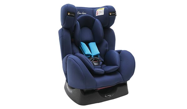 Cocolatte Car Seat CL 858 with Air Protection