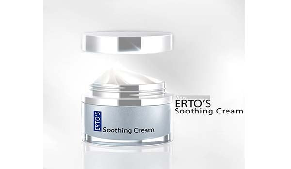 ERTOS Soothing Cream
