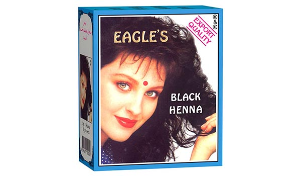 Merk Cat Rambut yang Bagus dan Berkualitas, Eagle Henna Hair Coloring