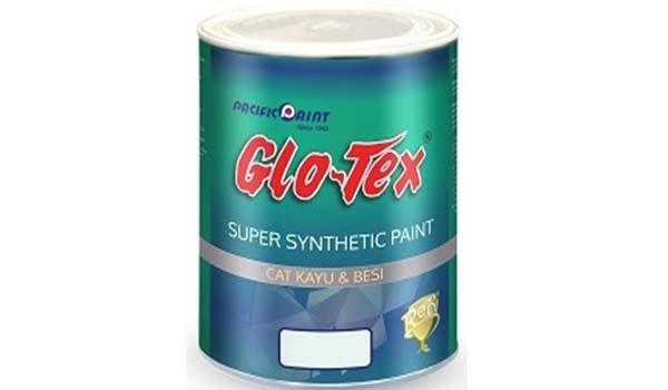 merk cat kayu, merk cat besi, harga cat kayu, harga cat besi, Glotex Super Synthetic Paint