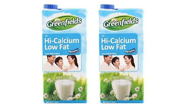 Merk Susu Untuk Tulang, Greenfields