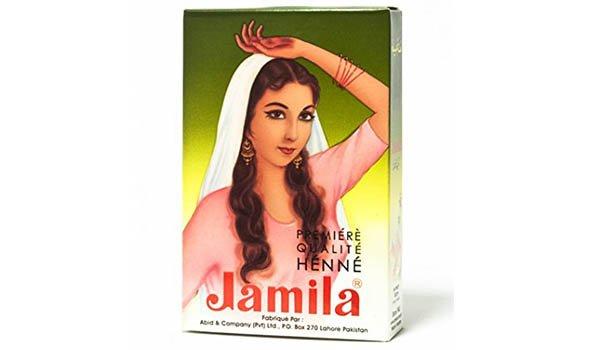 Jamila Henna Powder,Merk Cat Rambut yang Bagus dan Berkualitas