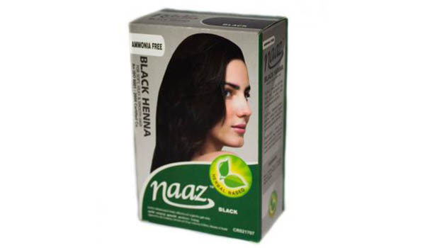 Merk Cat Rambut yang Bagus dan Berkualitas, NAAZ Hair Color