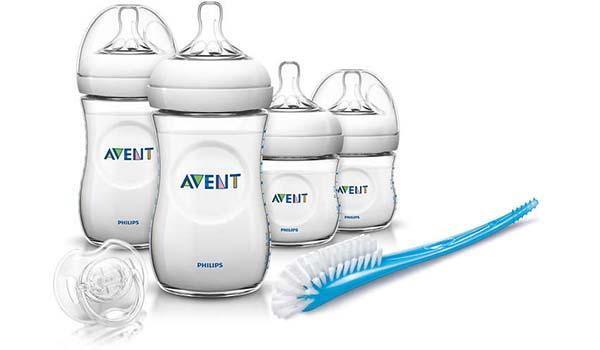 Botol Susu Terbaik untuk Bayi, Philips Avent Natural Infant Starter Gift Set